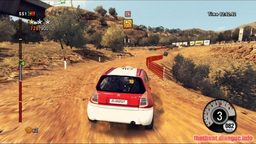 Download game WRC World Rally Championship 3 Full Crack