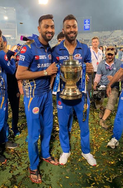 mumbai indian beats chennai super kings to seal their 4th ipl tittle