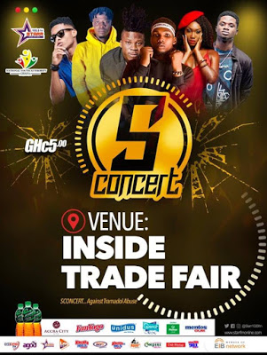 2018 S Concert To Hold At La Trade Fair Center