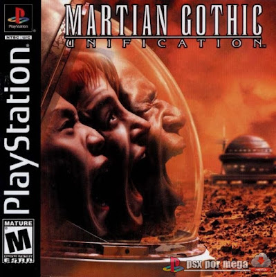 descargar martian gothic unification psx mega