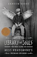 La bibliothèque des âmes de Ransom Riggs (Miss Peregrine #3)