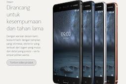 Harga dan Spesifikasi Si Tangguh Nokia 6