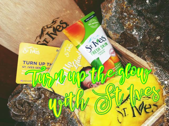 St Ives Fresh Skin Apricot Scrub Review