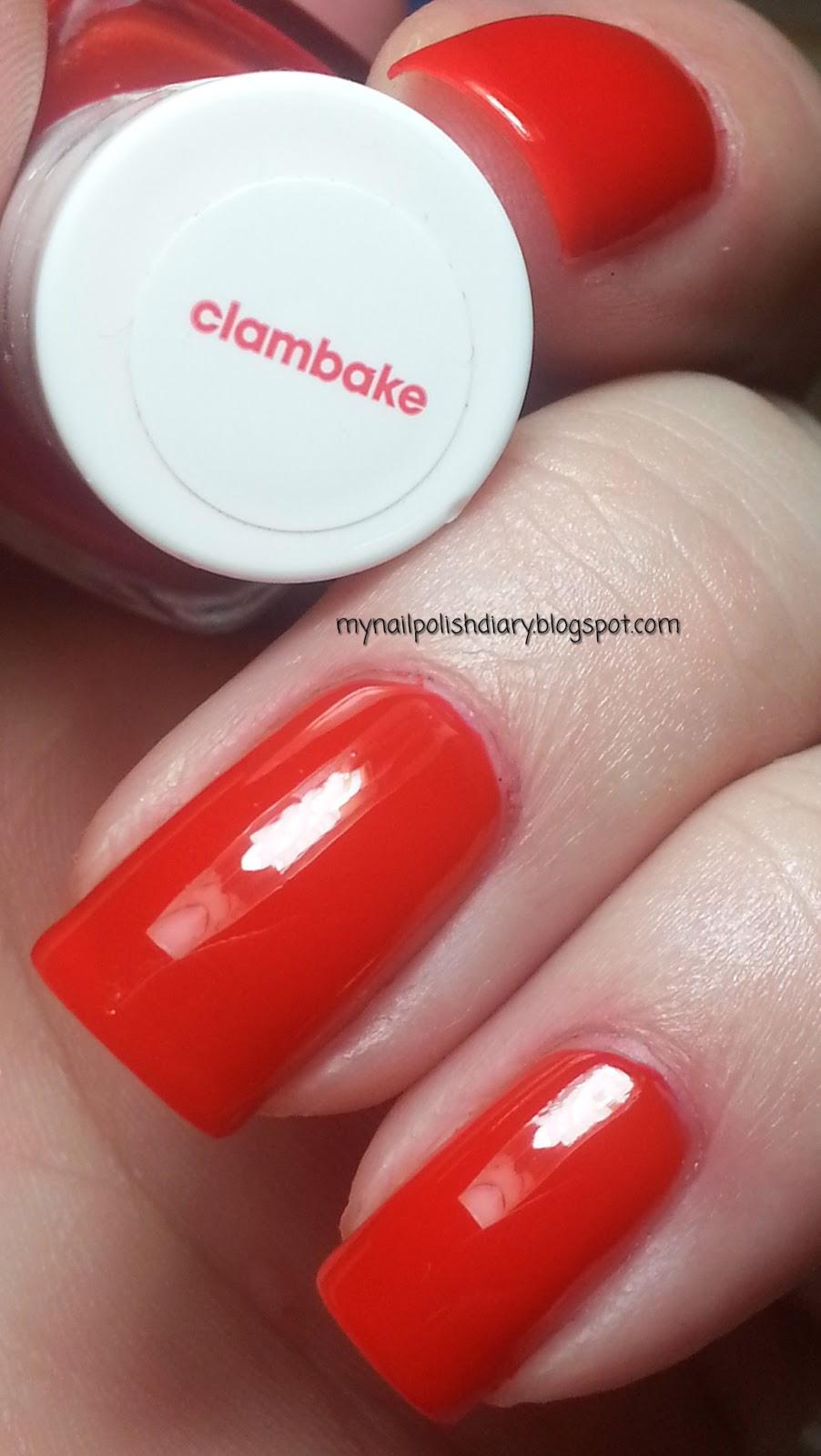 Essie Clambake My Nail Polish ...