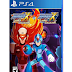 Mega Man X Legacy Collection PS4 Mídia Digital