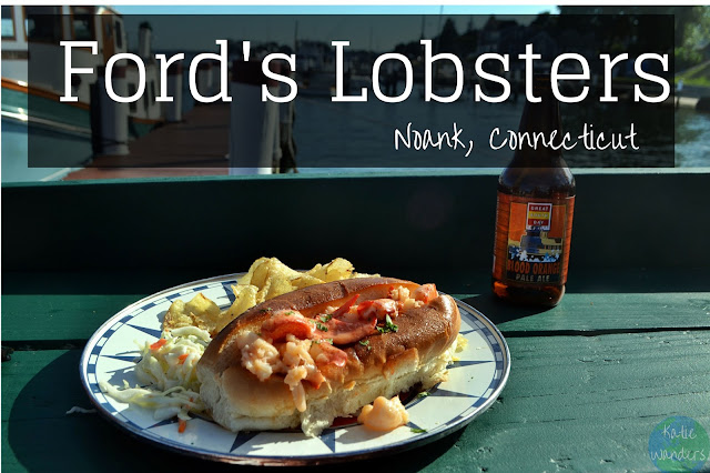 Ford's Lobsters - Noank, Connecticut