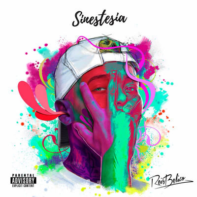 Reis Belico - Sinestesia - Album Download, Itunes Cover, Official Cover, Album CD Cover Art, Tracklist