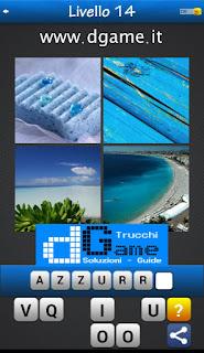 PACCHETTO 6 Soluzioni Trova la Parola - Foto Quiz con Immagini e Parole livello 14