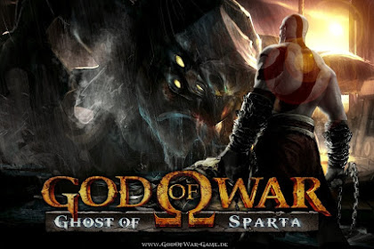 ( 4 in 1) Game PPSSPP God Of War | GOS, COO, KNK dan RNH