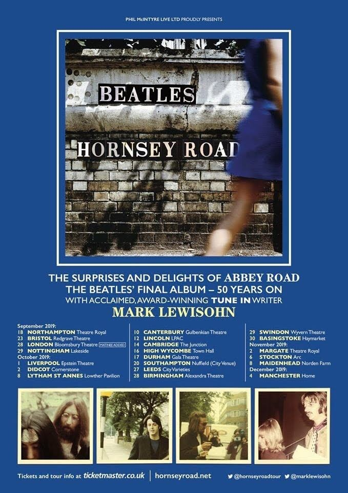 «Hornsey Road» : le spectacle de Mark Lewisohn, historien des Beatles