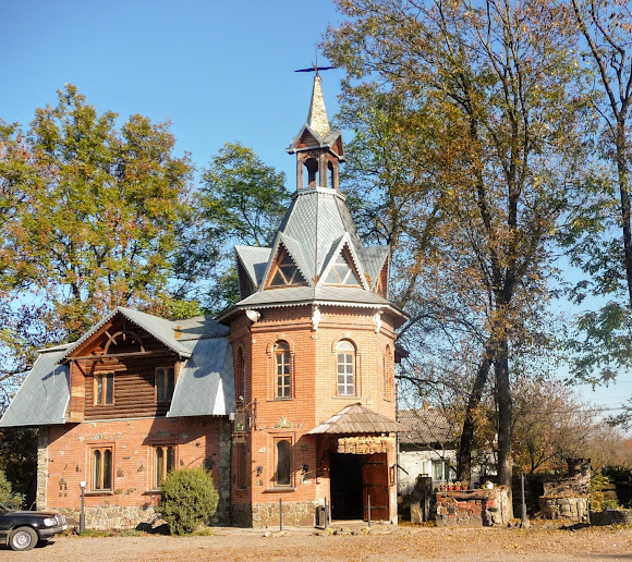Тяпче. Кафе «Вежа» на трассе Львов – Ивано-Франковск