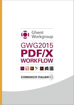 GWG2015 PDF/X workflow disponibile in italiano