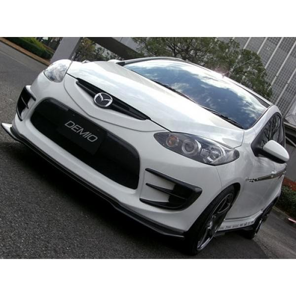 Full Bumper Mazda2 Mz Custom