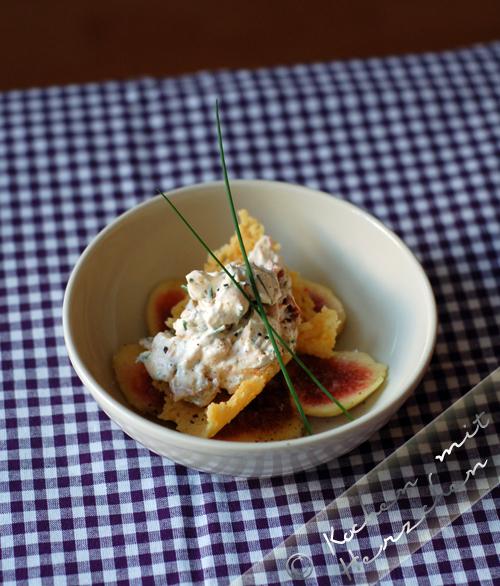 Feigen mit Peccorino-Cannelloni