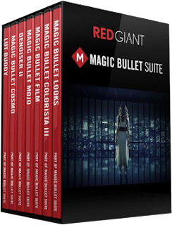 Red Giant Magic Bullet Suite 13 Full Version with Serial Key