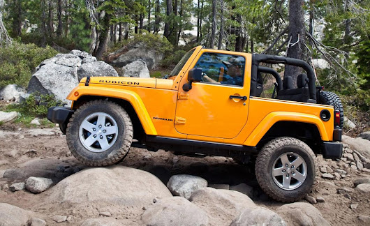 Jeep - Your Best Off Road Vehicle | Jeep Wrangler Unlimited Rubicon