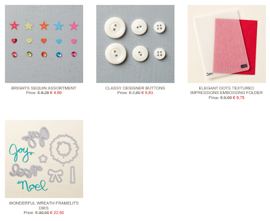week deals.!! van STAMPIN 'UP !