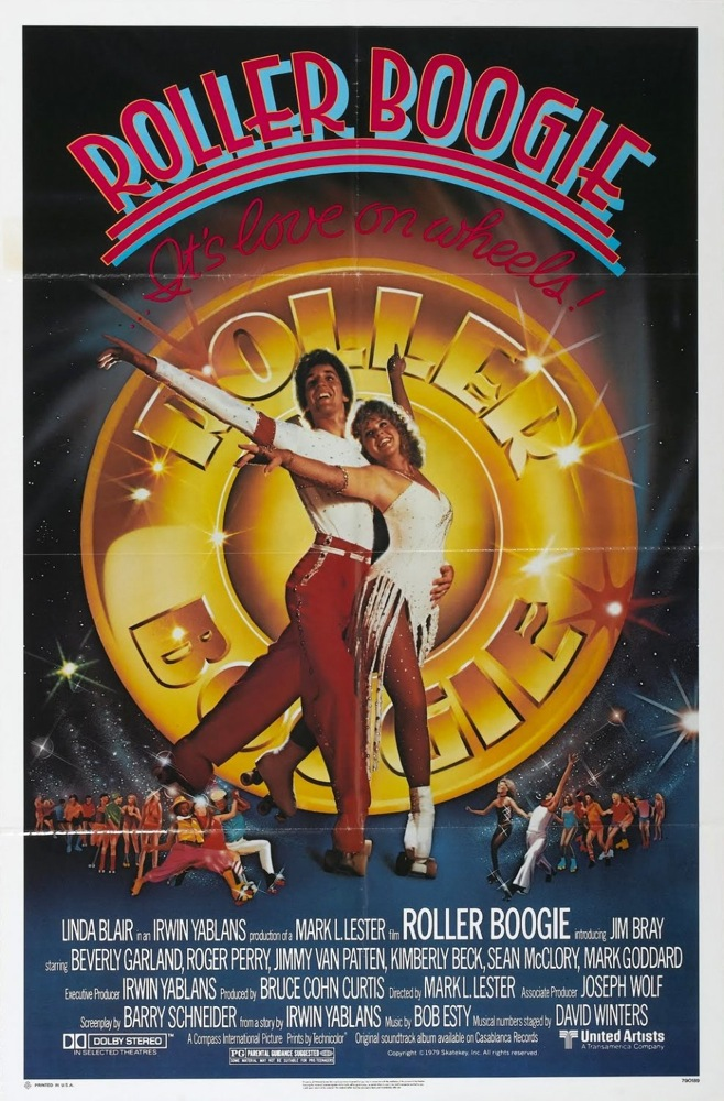 Every 70s Movie: Roller Boogie (1979)
