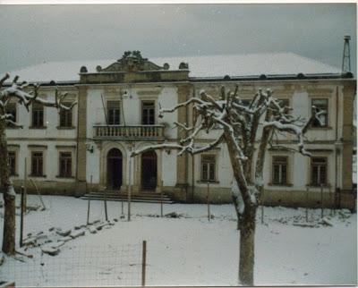 Praça José Falcão - Miranda do Corvo