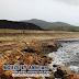 Biển Vũng Áng chuyển màu đen ngòm, ô nhiễm trần trọng do bãi tập kết than