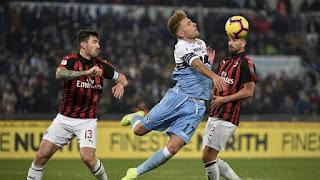 Coppa Italia: Skor Kacamata Laga Lazio Vs Milan