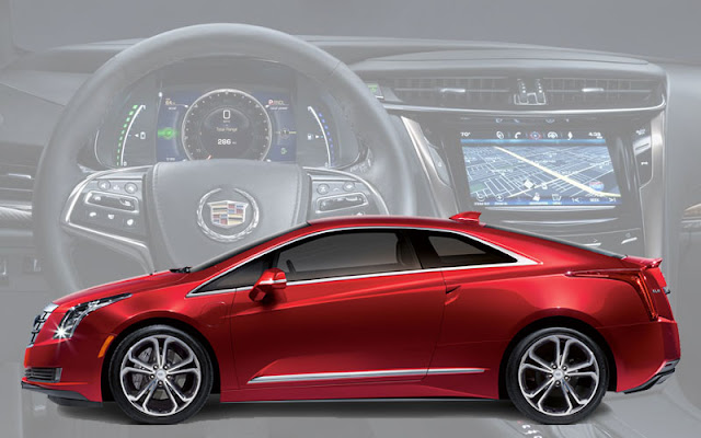 2016 Cadillac ELR to Debut with More Power Technology