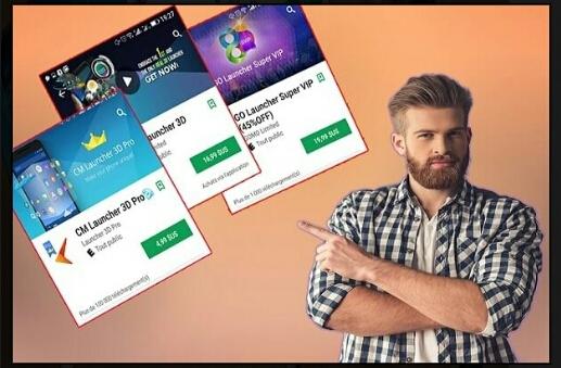 إجري بسرعة وحمل مجانا أغلى تطبيقات لاونشر مدفوعة قيمتها أكثر من 40 دولار علي جوجل بلاي بأشكال أسطورية لم تشاهدها من قبل