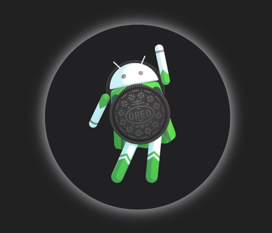 Android O Oreo Superhero