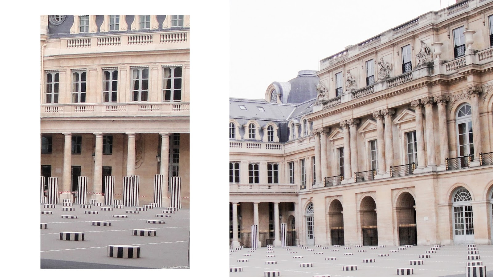 Palais-Royal - Paris - Photo   by Bianca - www.itsallbee.com