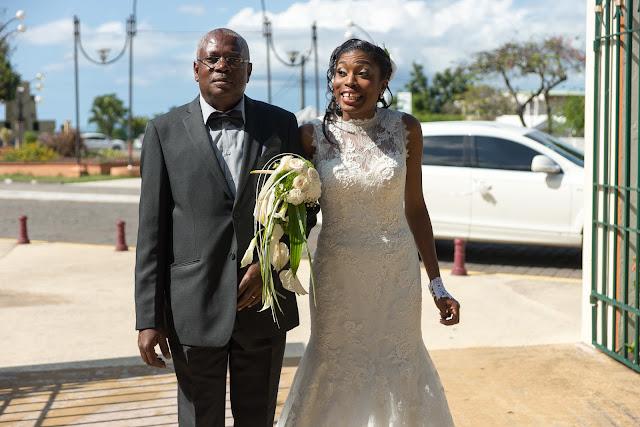 Guadeloupe, mariage mairie de Baie-Mahault