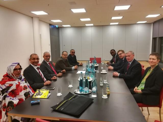 """Sahara Occidental: la rencontre avec Kohler était """"franche"""" et """"positive"""""""