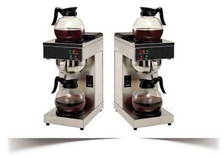 Kávégép, csepegtetős kávéfőző