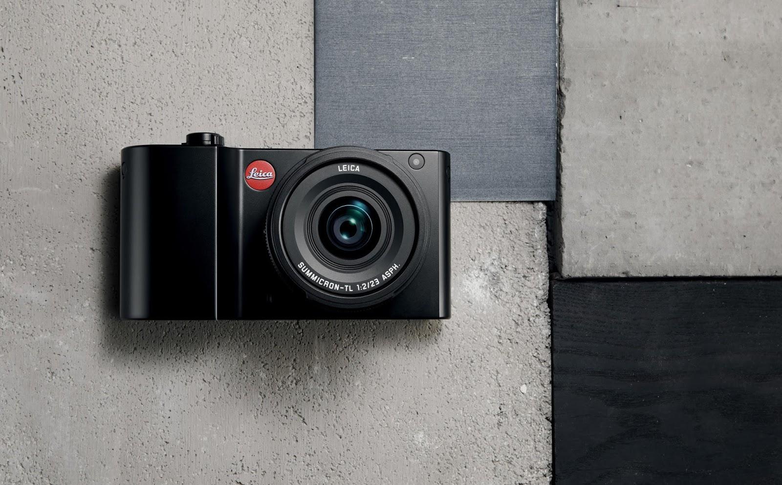 Leica TL2 черного цвета