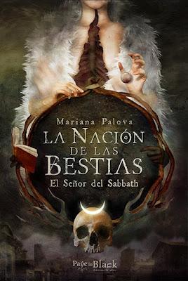 Reseña: El Señor del Sabbath (La Nación de las Bestias #1) de Mariana Palova
