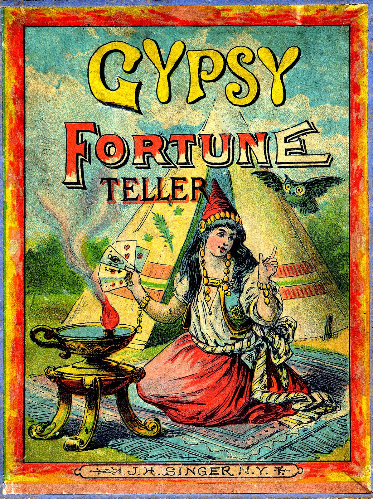 Fortune Teller Booth Halloween Craft: 1000+ Images About Magic And Fortune Telling On Pinterest