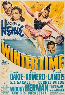 Carole Landis Wintertime