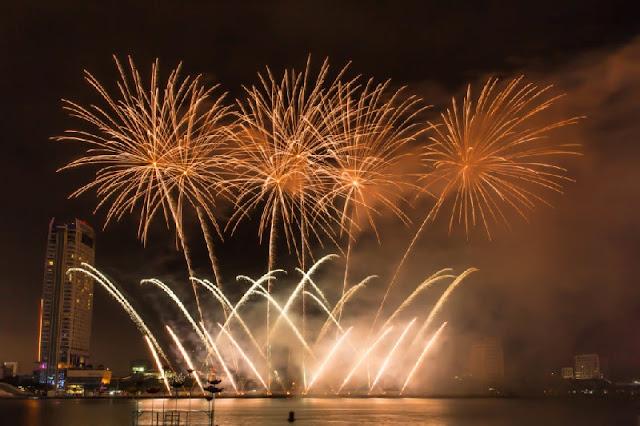 Da Nang International Fireworks Festival 2018