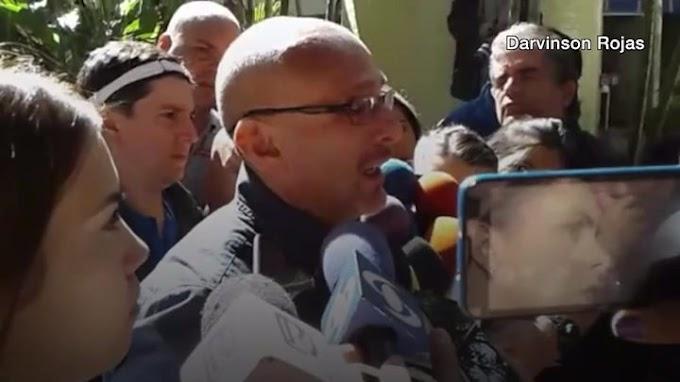 Venezuelan dad makes plea to president