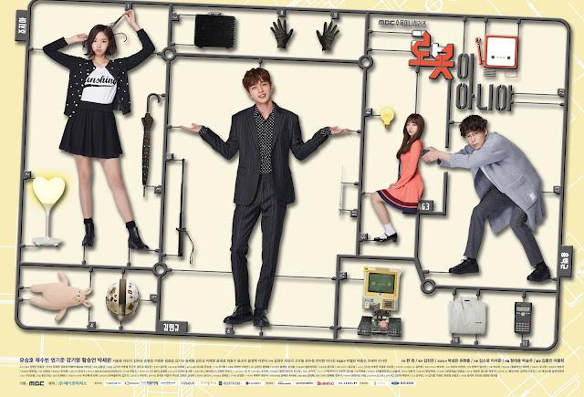 Drama Korea I'm Not A Robot Subtitle Indonesia