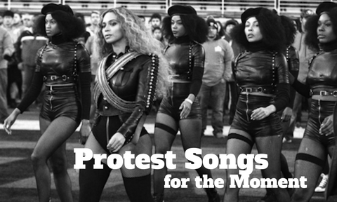 Protest Songs for the Moment | Music is My Religion