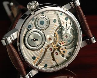 Calibre de montre de poche Hamilton 923