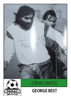 george best crewe united dundalk