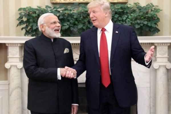 us-president-trump-praised-pm-narendra-modi-work-for-india
