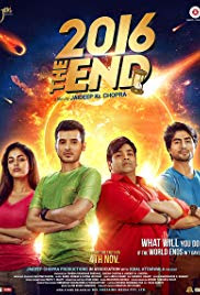 2016 the End 2017 Hindi HDTV 480p 350Mb x264