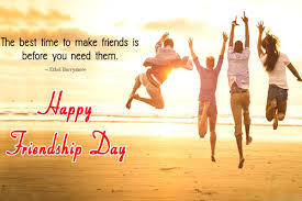 Best Friendship Day Msg