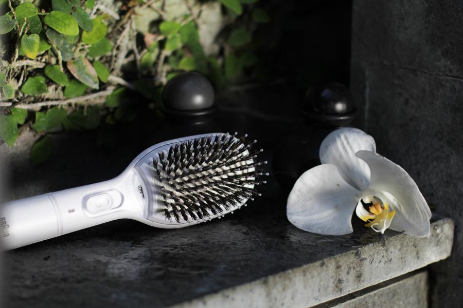 ionen haarbürste