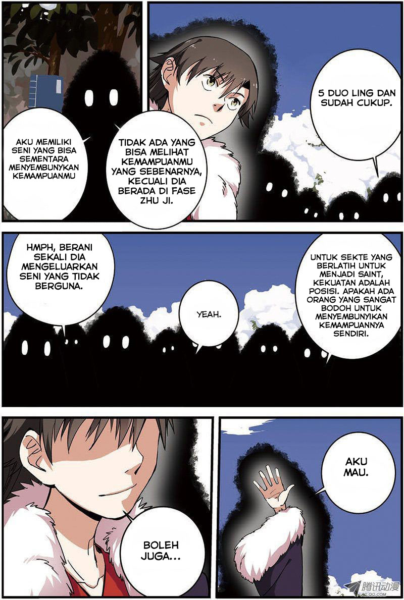 Dilarang COPAS - situs resmi www.mangacanblog.com - Komik xian ni 015 - chapter 15 16 Indonesia xian ni 015 - chapter 15 Terbaru 11|Baca Manga Komik Indonesia|Mangacan