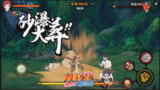 Game Naruto Mobile V1.16.9.3 MOD Apk ( High Damage & More )