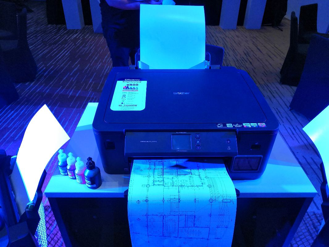 Brother HL-T4000DW, MFC-T4500DW Printers, Newest A3 Printers