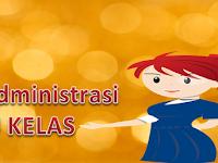 Download File Administrasi Guru Kelas SD Lengkap